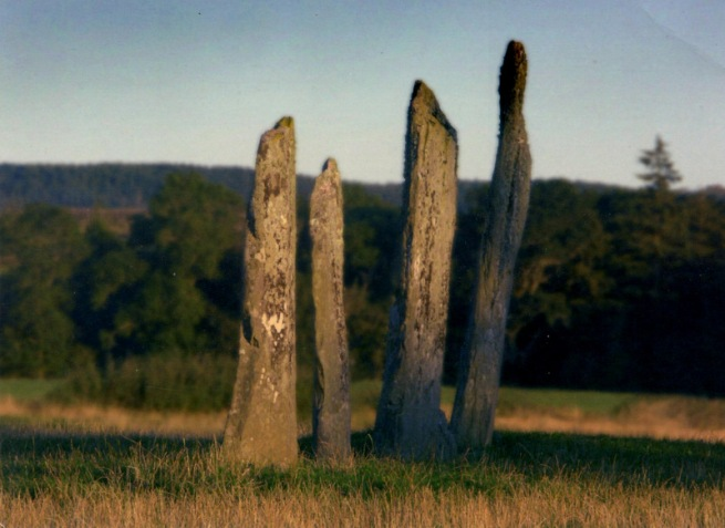 Postcard from Scotland (kilmartin Glen)