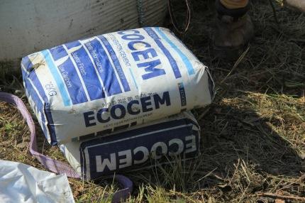 using eco cement